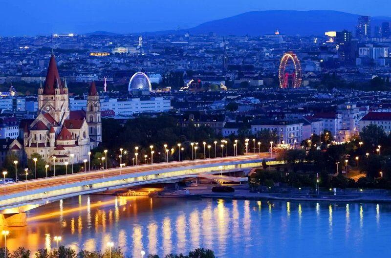 Вихідні у Празі