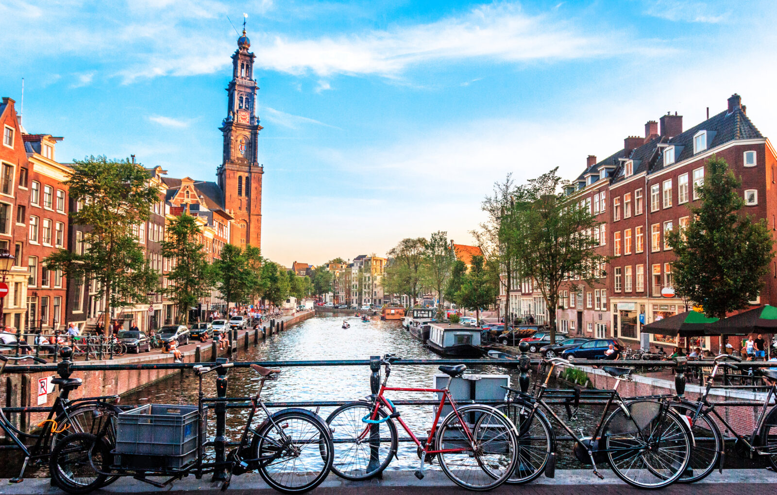 Подорож до Нідерландів