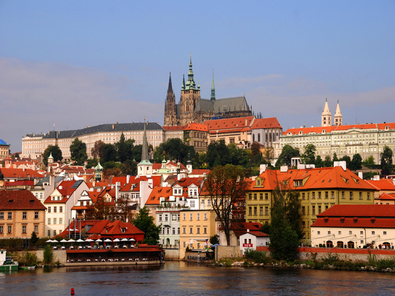 Супер бліц Прага та Відень