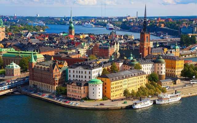 Вікенд в Стокгольмі