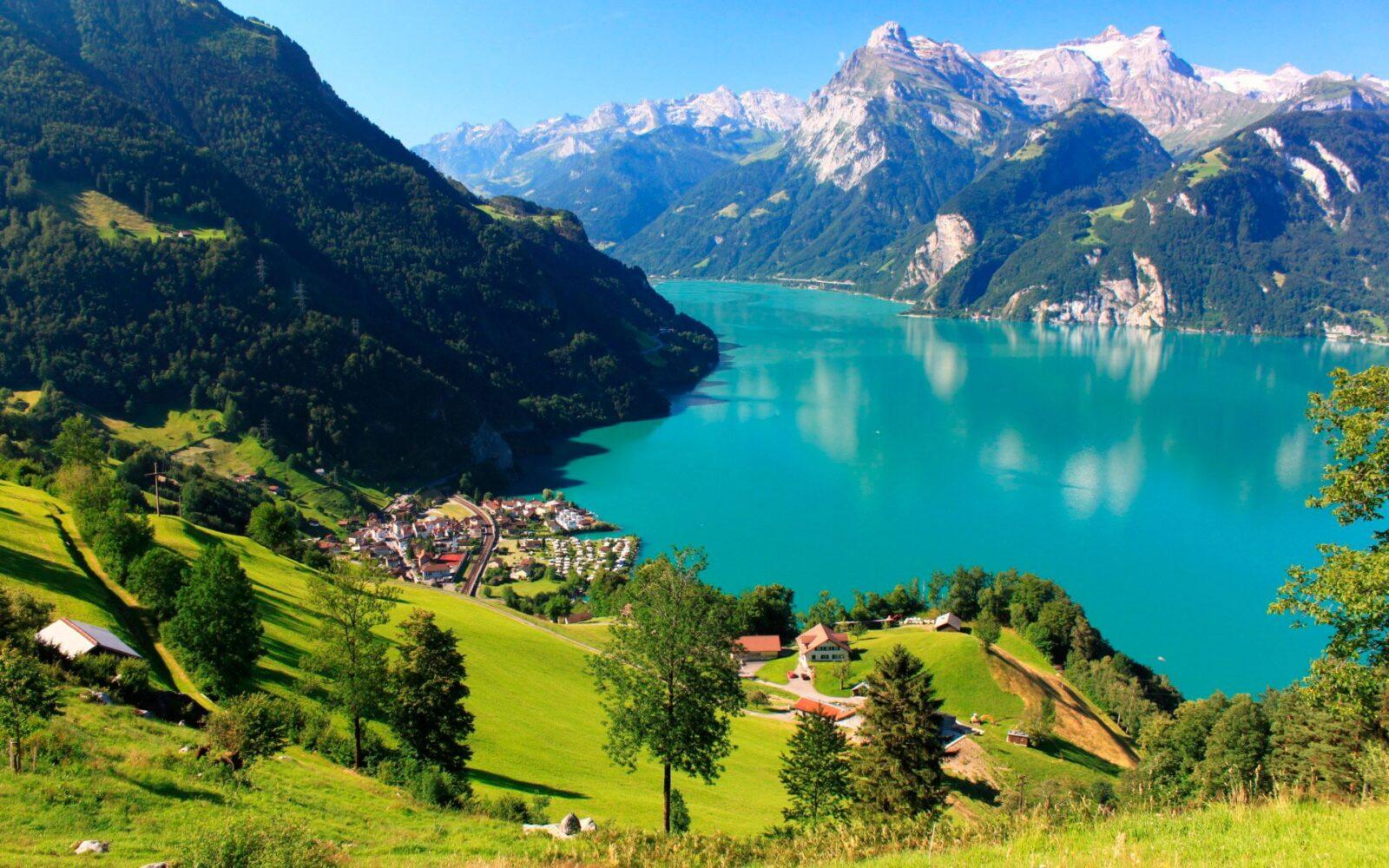 Ковток альпійської краси